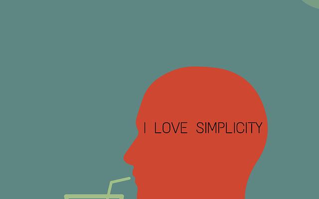 Come vivere 30 giorni in stile minimalista