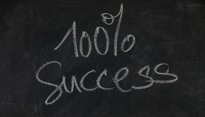 Come avere successo: la teoria dei quattro fuochi