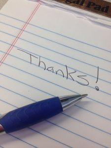 Sperimentare la gratitudine