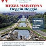 Domenica 19 novembre la quarta edizione della mezza maratona Reggia Reggia
